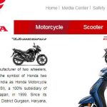 Honda Customer Care Number, Contact Address, Email Id