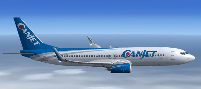 CanJet Airline