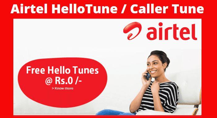 Airtel Hello Tune