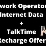 All SIM Internet Recharge Offer Check Code