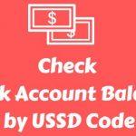 Indian Bank Account Balance Check USSD Codes