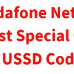 Vodafone Number Best Special Offer Check USSD Code