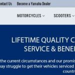 Yamaha Motor Company Customer Care Number, Contact Address