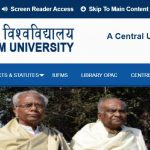 Assam University Contact Address, Phone Number, Email Id