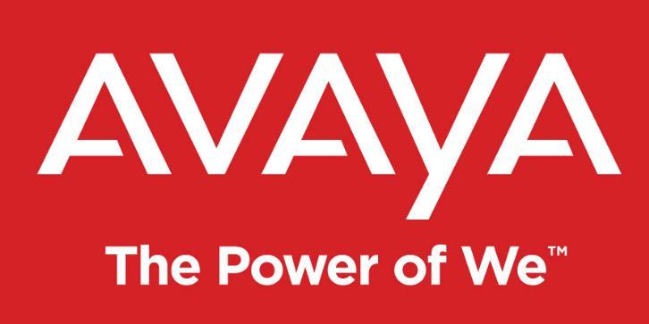 Avaya Toll Free Number