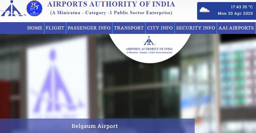 Belgaum Airport