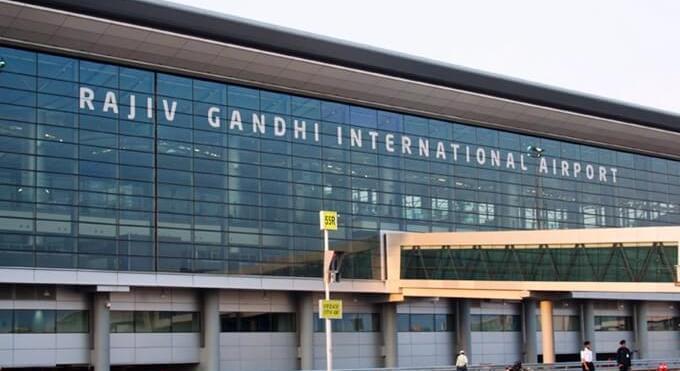Rajiv Gandhi International Airport Contact Number