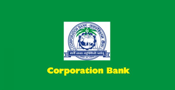 Corporation Bank Customer Care