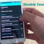 How To Disable Touch Sounds on Samsung Galaxy S5?