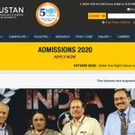 Hindustan University Toll Free Number, Contact Address, Email Id