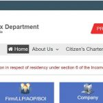 Income Tax of India Customer Care Number, Contact Address