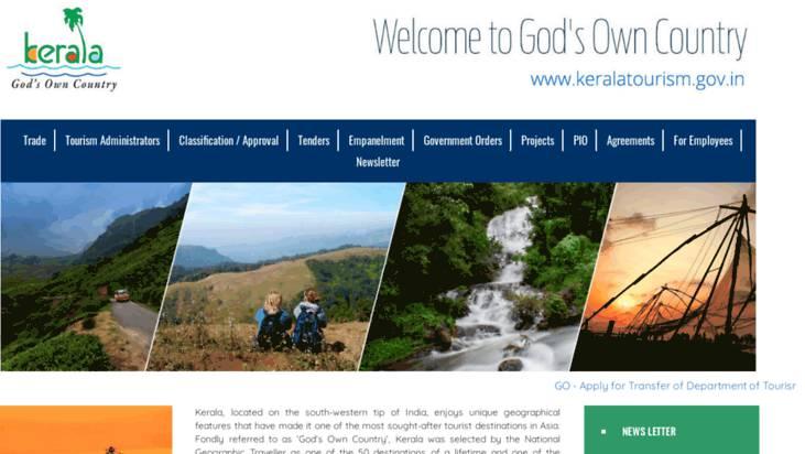 Kerala Tourism Helpline