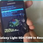 How To Enter Samsung Galaxy Light SGH-T399 In Recovery Mode?