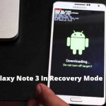 How To Enter Samsung Galaxy Note 3 In Recovery Mode?