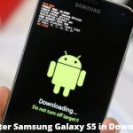 How to Enter Samsung Galaxy S5 in Download Mode?