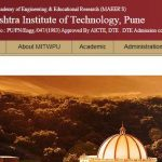 MIT Pune Contact Number, Office Address, Email Id