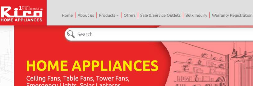 Rico Appliances