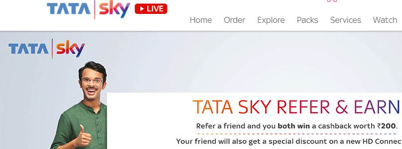 Tata Sky Customer Care Number Contact Address Email Id