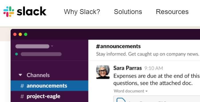 Slack Customer Care