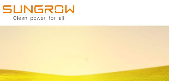 Sungrow Inverter