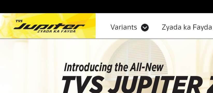 TVS Jupiter