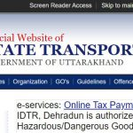 Regional Transport Office (RTO) Dehradun Contact Address, Phone Number