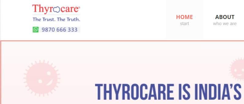 Thyrocare Customer Care