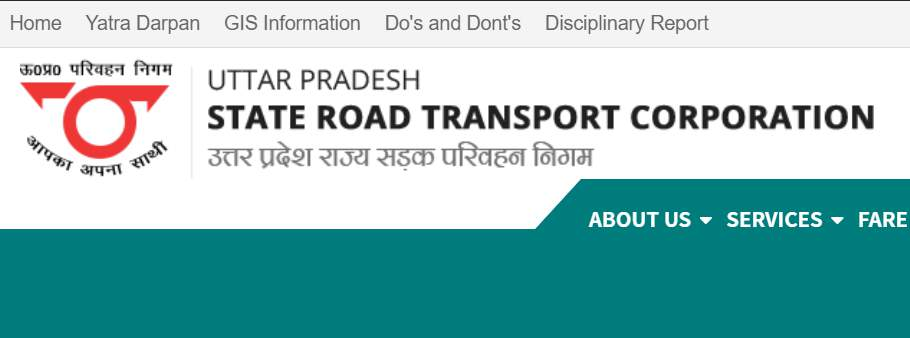 UPSRTC (Uttar Pradesh State Road Transport Corporation)