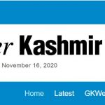 Greater Kashmir Newspaper Contact Address, Phone Number, Email Id