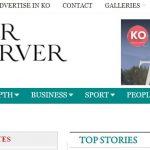 Kashmir Observer Newspaper Contact Address, Phone Number